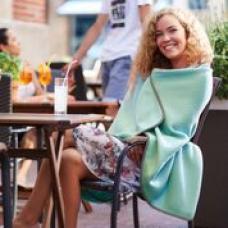 Fleece-Decke outdoor