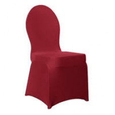 Stretch-Stuhlhusse Standard farbig