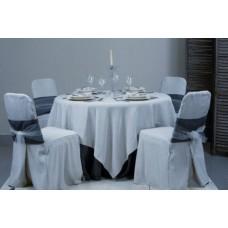 Tischdecken Polyester rund